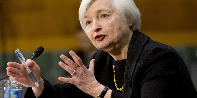 Esquire Real Estate Brokerage Fed Janet Yellen Target Interest