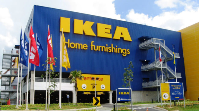 Largest Ikea In America Opens In Burbank