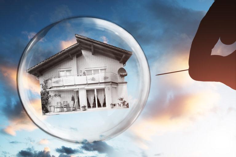 Esquire Real Estate Housing Bubble Burst