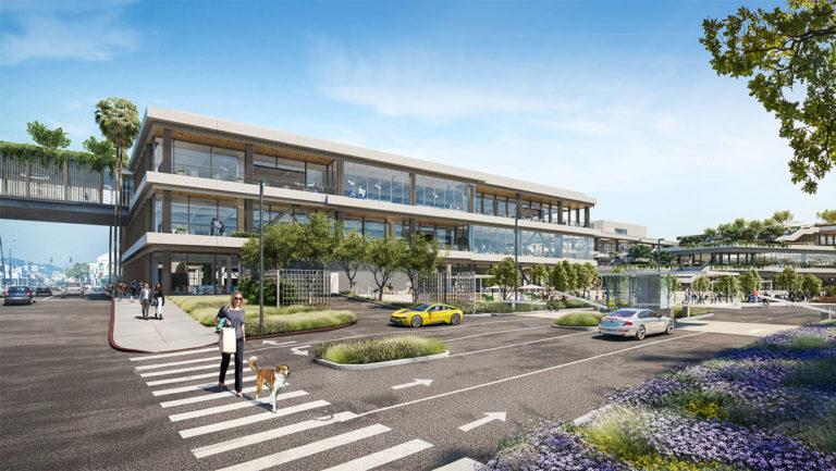 Google To Take Over Westside Pavilion